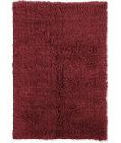 RugStudio presents Linon New Flokati 1400 Grams Red Area Rug